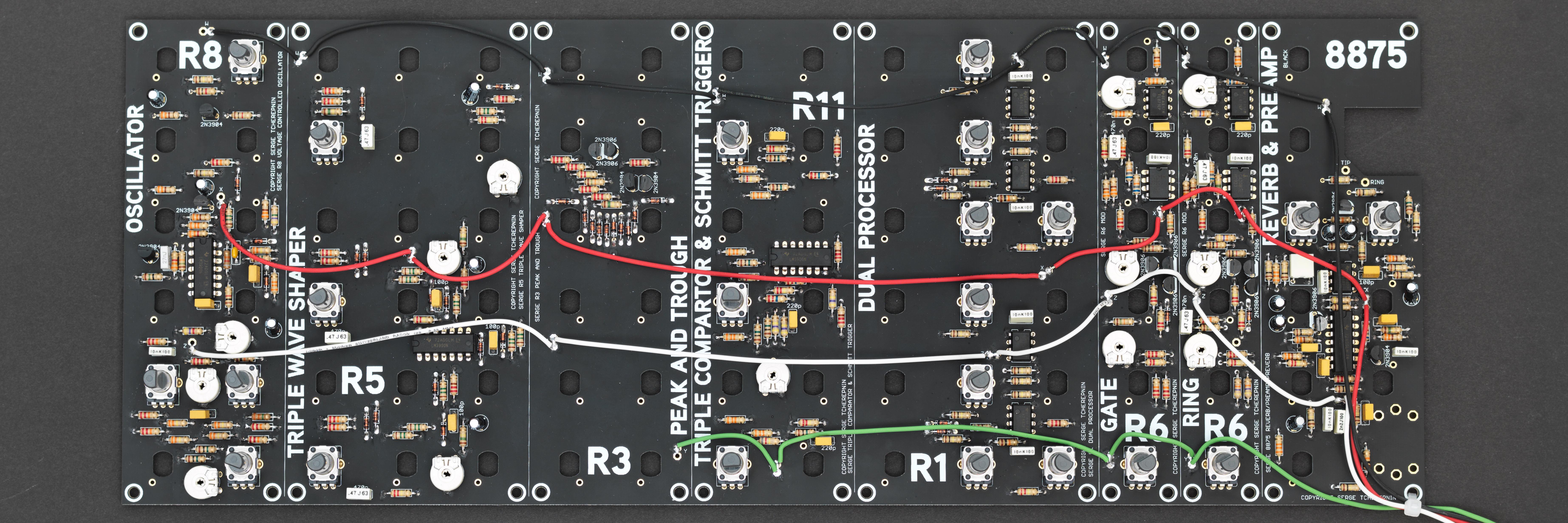 73-75 Serge Modular